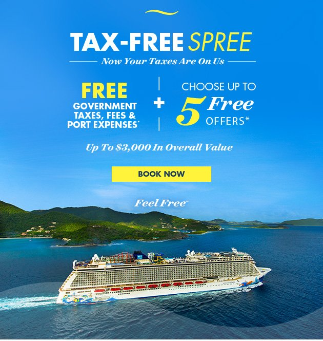 norwegian taxfree