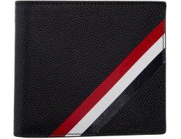 Thom Browne - Black Diagonal Stripe Wallet