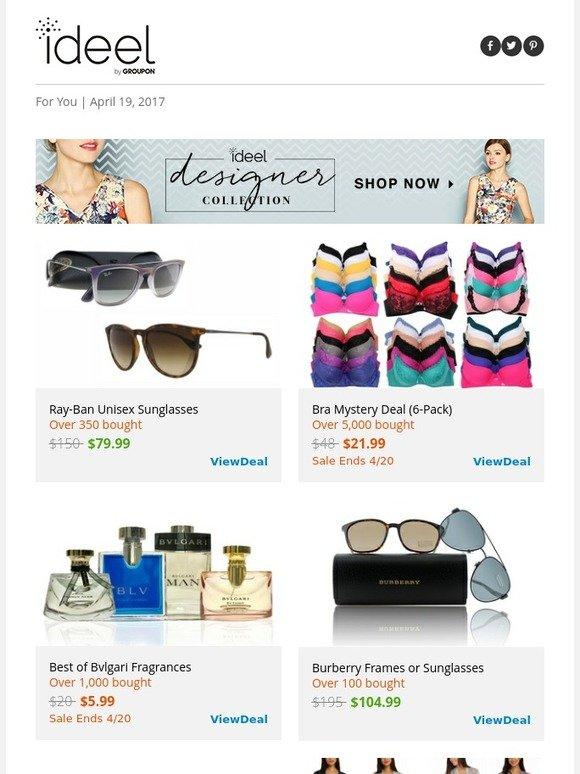 7940cba4cd9 Ideeli  Ray-Ban Unisex Sunglasses