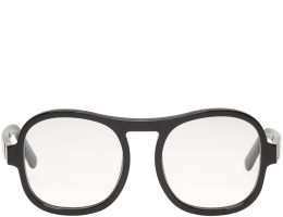 Chloé - Black Square Glasses