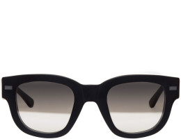 Acne Studios - Black Frame Metal Sunglasses