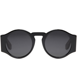 Givenchy - Black Round Sunglasses