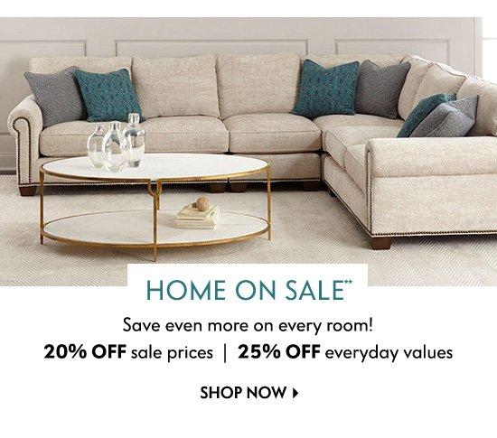 Extra 20% off Home