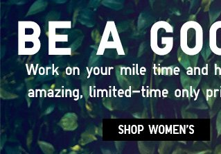 Limited Time only prices on activewear - Shop Women's