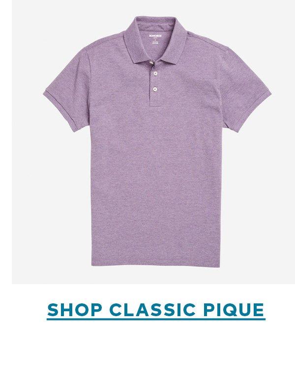 Shop Classic Pique