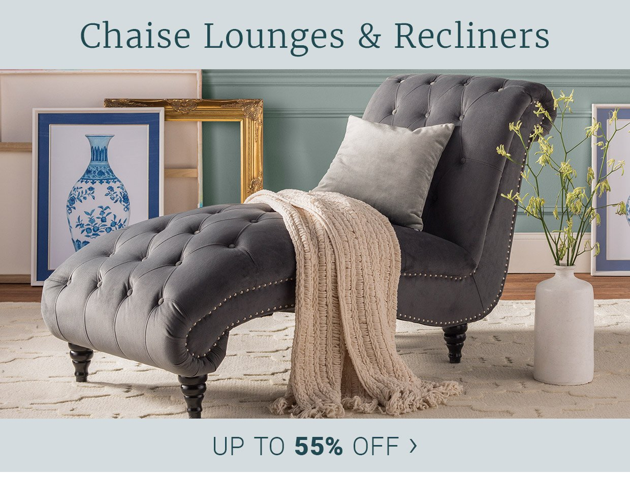 Chaise Lounges & Recliners