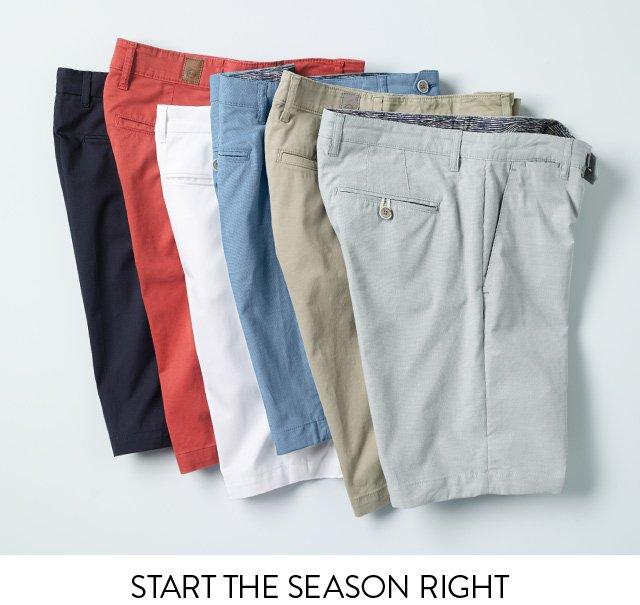 Start the Season Right