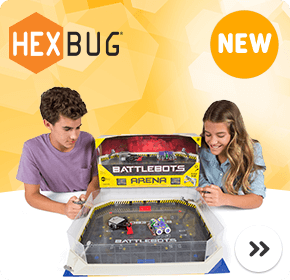 New Hexbug Toys Out Now
