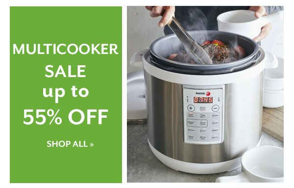 Multicooker Sale up to 55% OFF