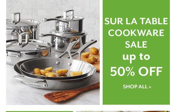 Sur La Table Cookware Sale up to 50% OFF