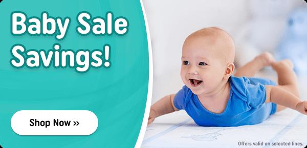 Baby Sale Savings