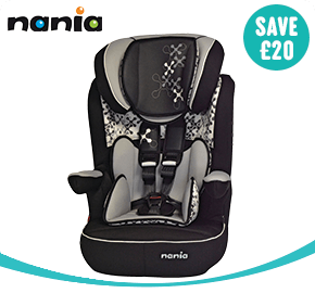 Nania Imax SP ISOFIX Group 1-2-3 Car Seat
