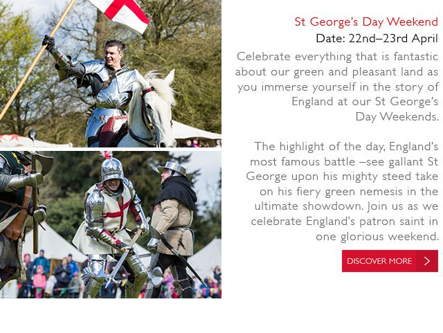 St George's Day Weekend