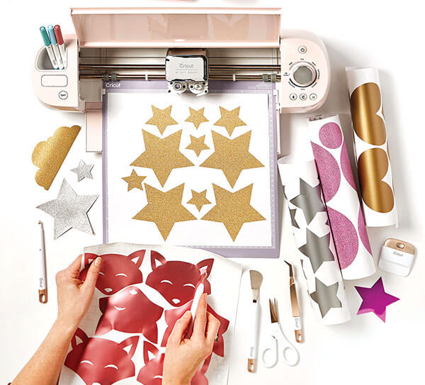 Cricut Explore Bundle.