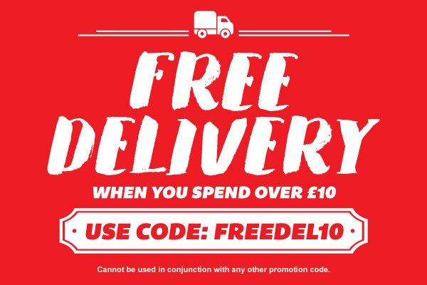 Save up to 25% when you spend £10 online at The Works
