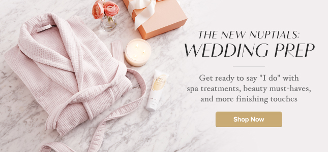 Gilt City Your Pre Wedding Agenda Awaits Exhale Paper Divas Darphin Parisian Skincare More