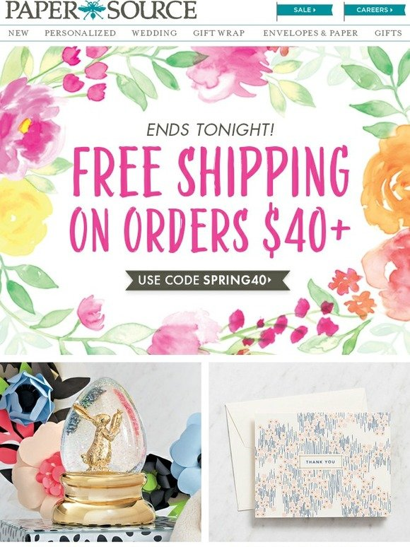Papersource coupon code