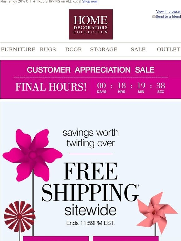 Home Decorators Collection Email Newsletters Shop Sales Discounts And Coupon Codes
