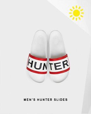 Men's Hunter Slides