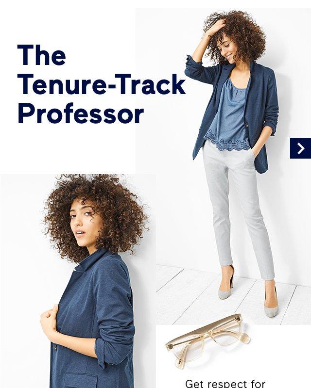 The Tenure-Track Professor
