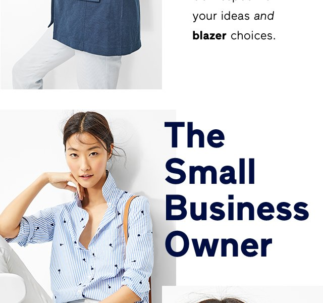 The Small Business Owner