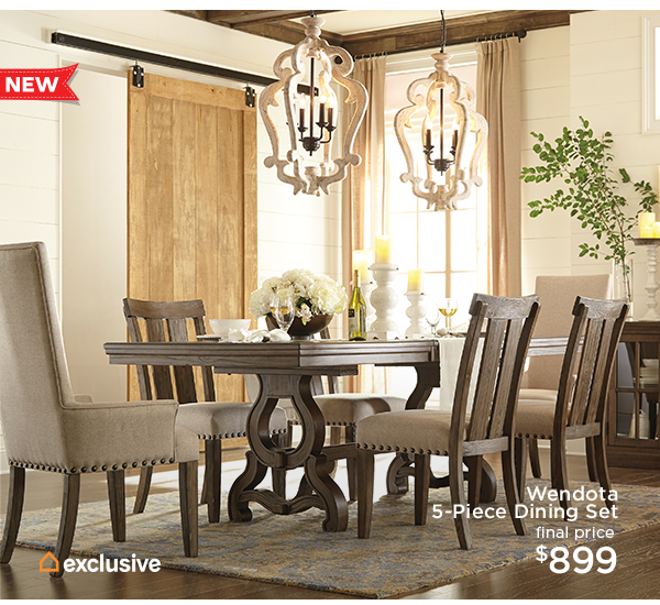 Ashley Furniture 14 Piece Package: Ashley Homestore: Turn Up The WOW. Save Now!