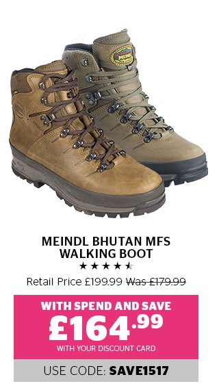 Meindl Bhutan MFS Walking Boot