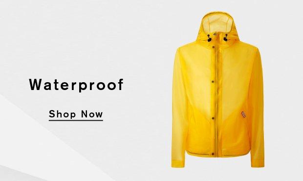 Waterproof: Shop Now