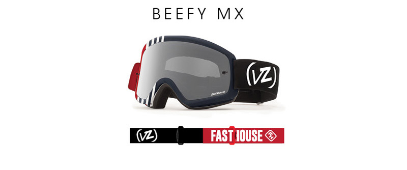 3f3e88f82 VONZIPPER x FASTHOUSE - Limited Edition Beefy MX Goggles