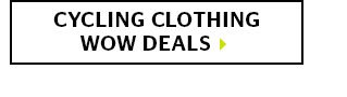 Cycling Clothing Wow Deals