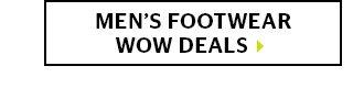 Men's Footwear Wow Deals