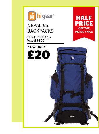 Hi Gear Nepal 65