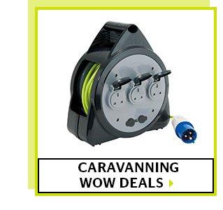 Caravanning Wow Deals