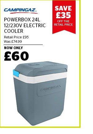 Campingaz Powerbox 24L 12/230V