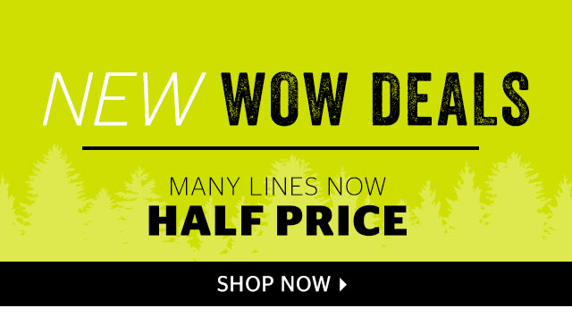 New Wow Deals