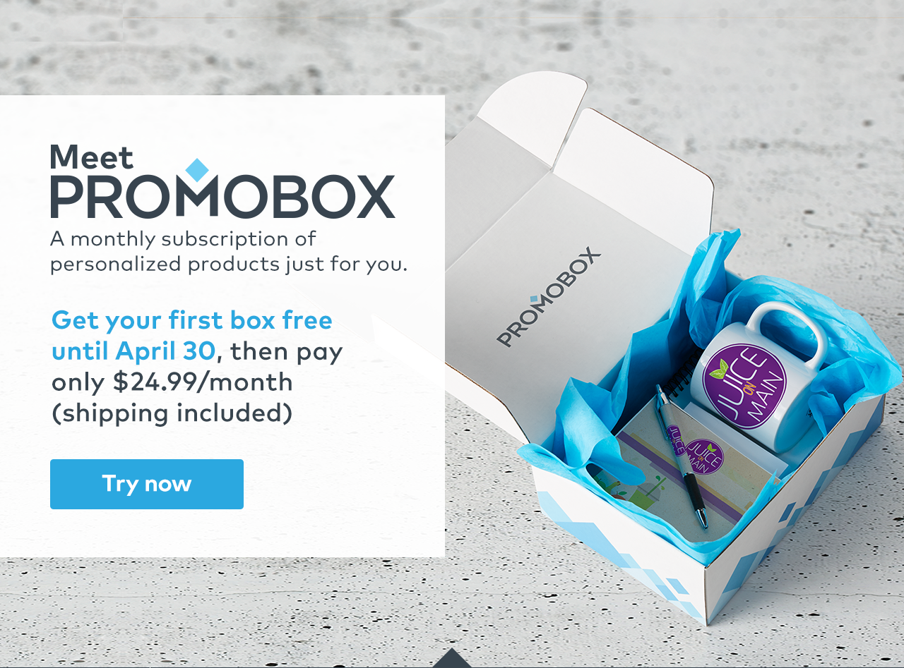 Vistaprint: Meet Promobox | Get your first box free | Milled - photo#30