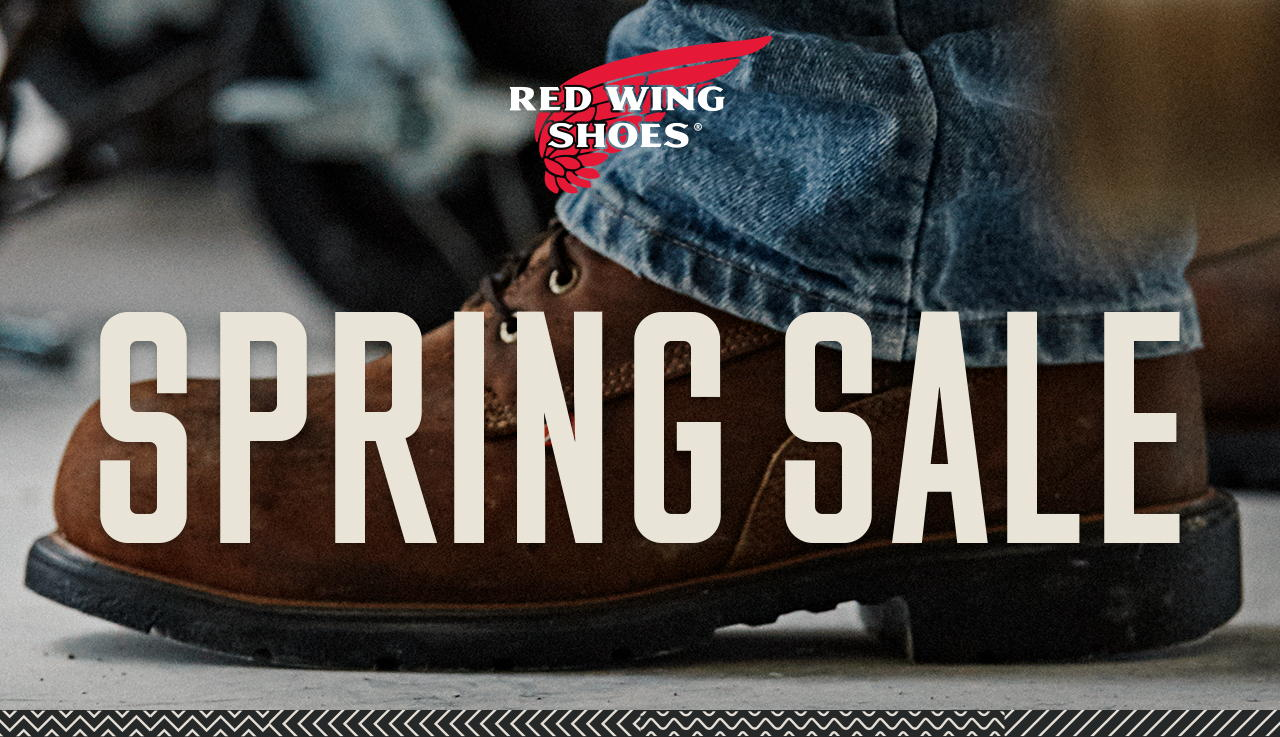 photo about Red Wings Boots Printable Coupons identified as Pink Wing Sneakers: Sale Finishes Sunday - Redeem Your $20 Coupon