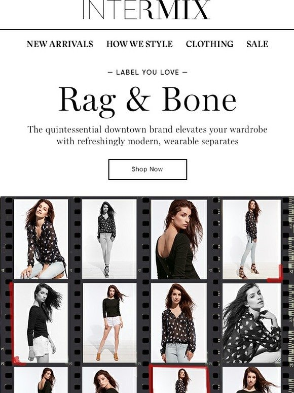 Intermix how rag bone does spring style milled for 1440 broadway 19th floor new york ny 10018