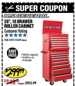 Terrific Harbor Freight Red Tag Notice Open For 94 Coupons Deals To 85 Wiring Digital Resources Lavecompassionincorg