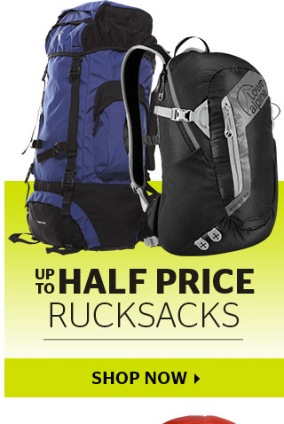 Half Price Rucksacks