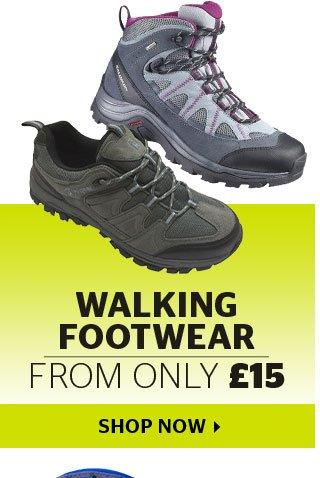Walking Footwear