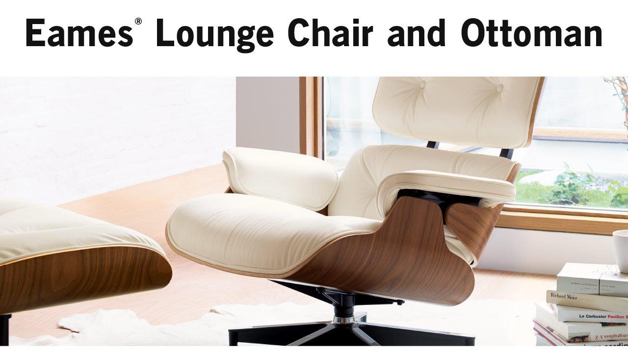 Eames Lougne Chair