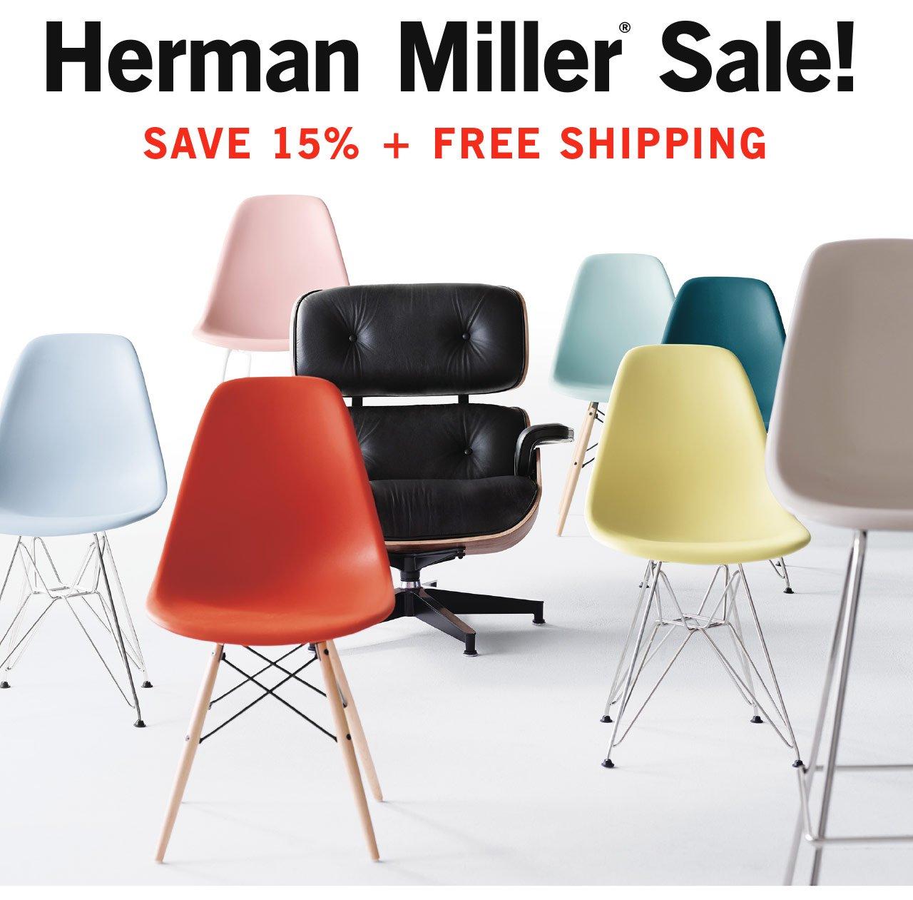 Herman Miller Sale