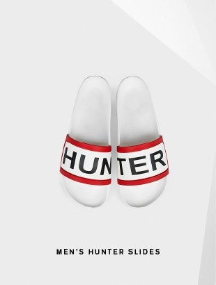 Men's Hunter Slides