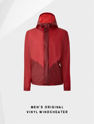 Men's Original Vinyl Windcheater