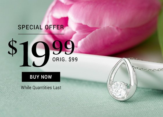 0e282e4c2 Zales: Perfect For Mom: Special Offer Pendant, Only $19.99! | Milled