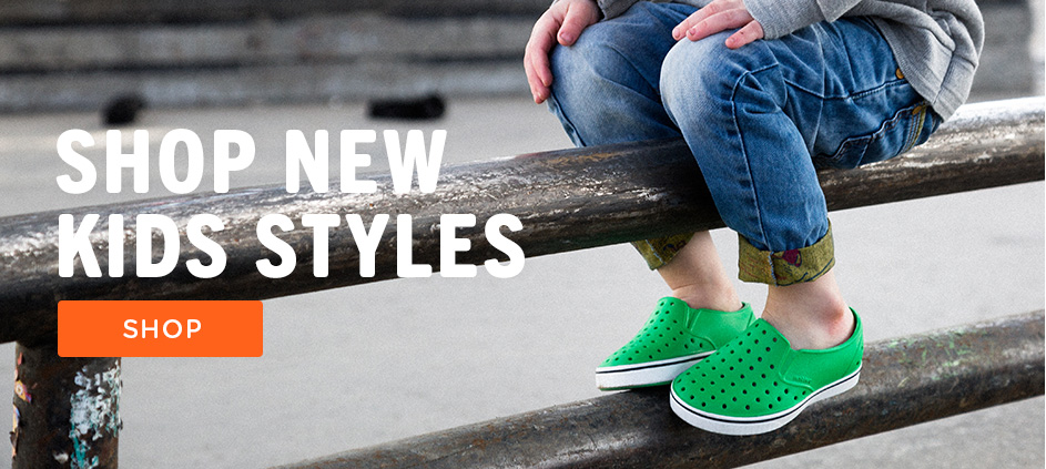 59347ad880652 Native Shoes: New Arrivals for Kids - The Lennox and Miles 💥 | Milled