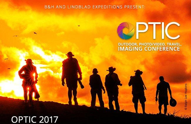 B&H And Lindblad Expeditions Present: OPTIC 2017