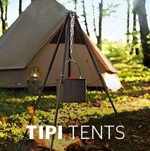 Tipi Tents