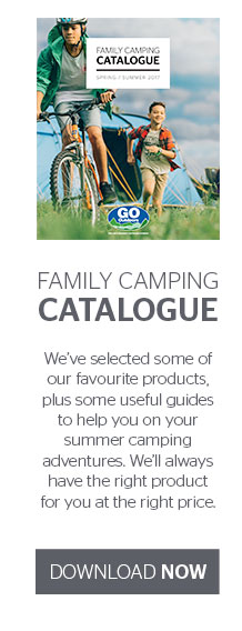 Family camping catalogue